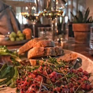 Geschmackskompass Renkli Weinbar Leipzig Tipp Tatar Restaurant Food Blog Blogger