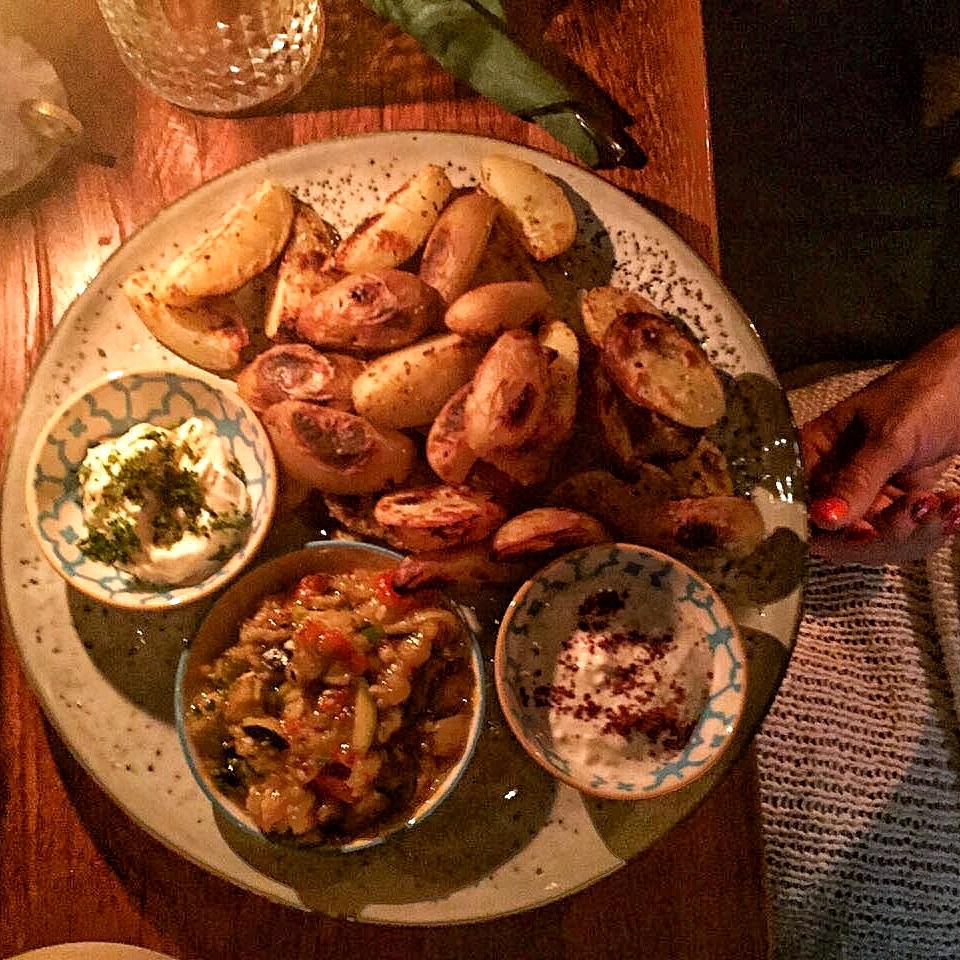 Renkli Kartoffeln Geschmackskompass Renkli Weinbar Restaurant Tipp Leipzig Food Blog Blogger