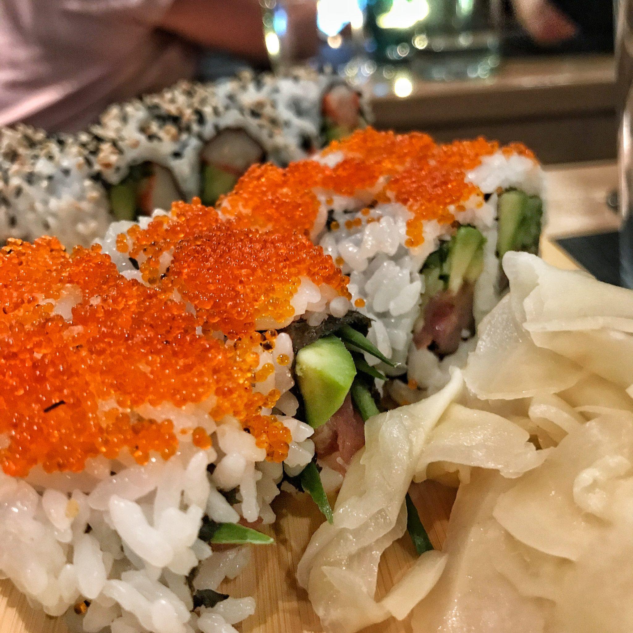 Sushi Geschmackskompass Ono by Steffen Henssler Restaurant Tipp Hamburg