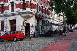 Geschmackskompass Restaurant Tipp Leipzig Café Albert Plagwitz Food Blog Blogger