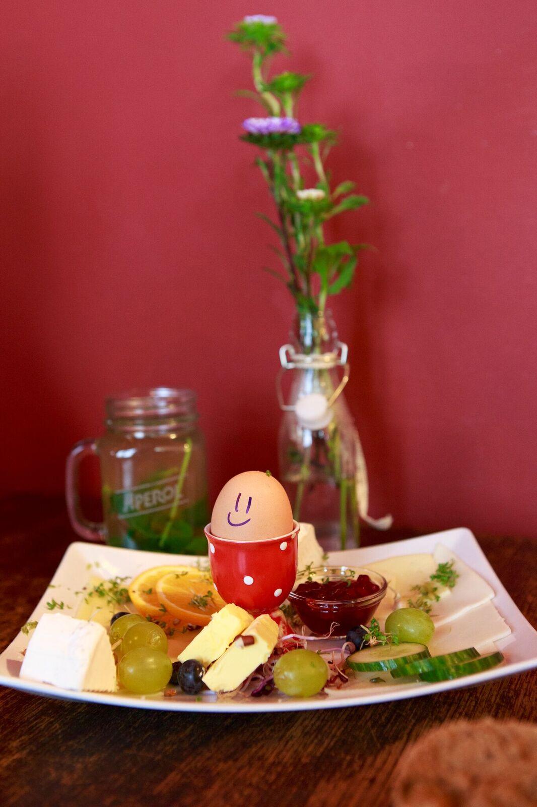 Geschmackskompass Restaurant Tipp Leipzig Café Albert Plagwitz Frühstück Food Blog Blogger