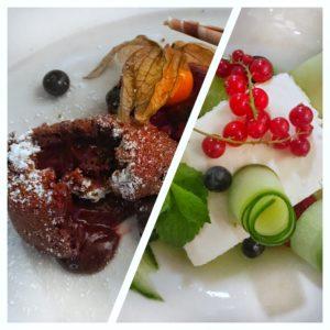 Dessert im Brüdigams Restaurant Tipp Geschmackskompass Hamburg