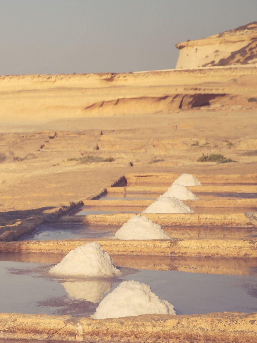 Geschmackskompass auf Reisen: Insider-Tipp Salzernte auf Gozo