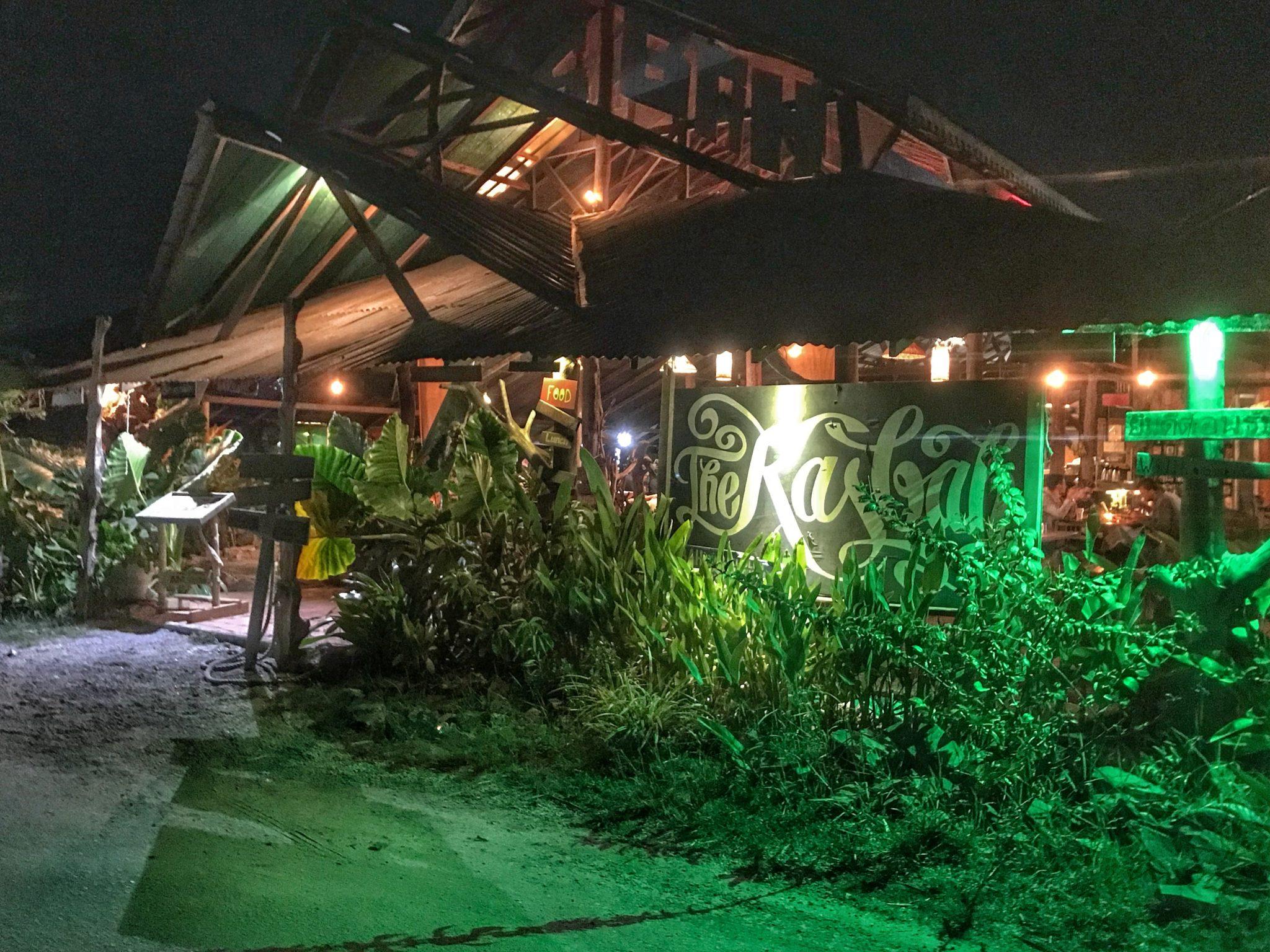 The Kasbah Restaurant Langkawi Malaysia