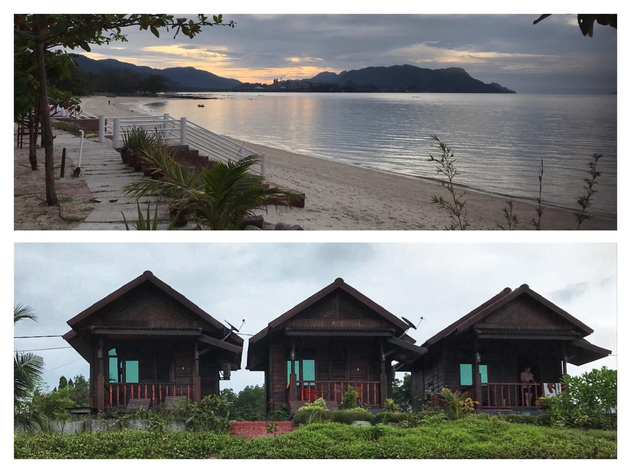 Tanjung Ruh Strand Langkawi Malaysia