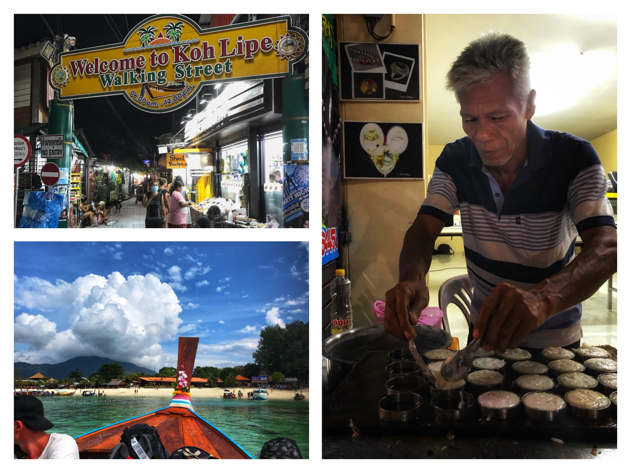 Geschmackskompass auf Reisen in Thailand Koh Lipe