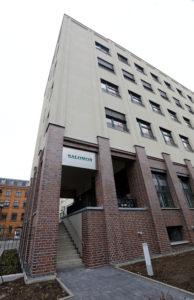 Außenansicht Restaurant Salomon Leipzig