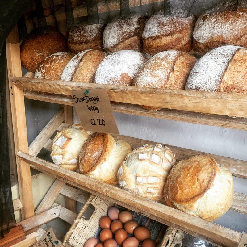 Brot in San Marcos la Laguna