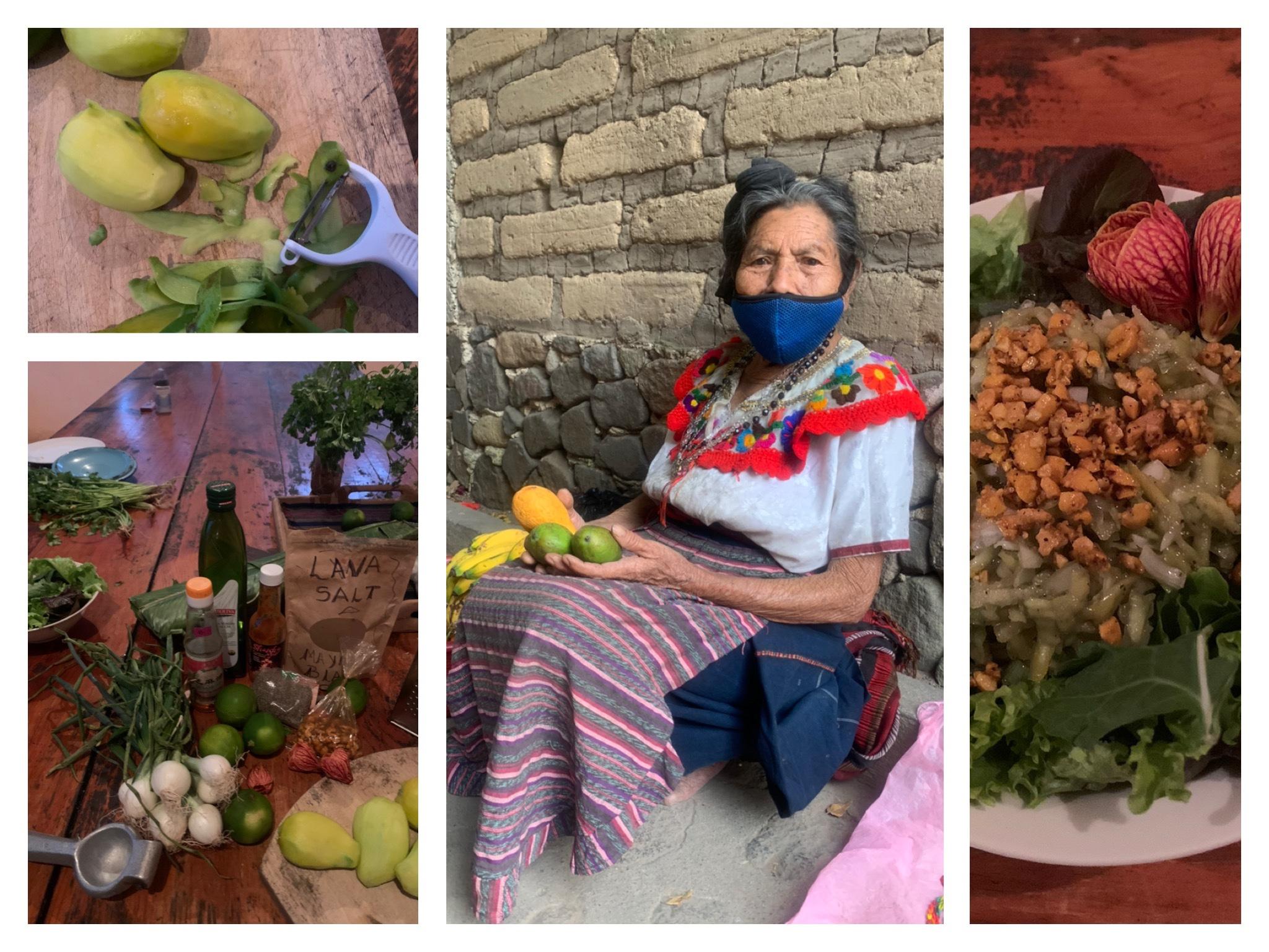 Ein Reisebericht aus San Marcos La Laguna I Guatemala samt Rezept für einen pikanten Mango-Salat