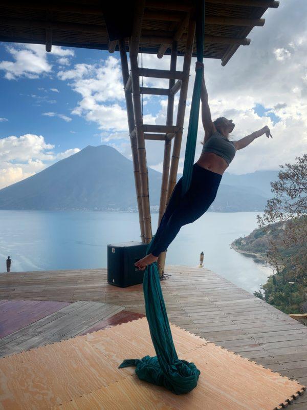 Yoga Eagles Nest Guatemala